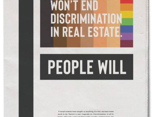 NAR Reaffirms Its Stand on Fair Housing in National Ad