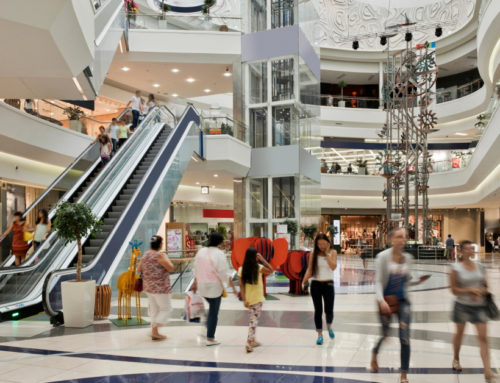 Shopping Malls See Major Rebound in Foot Traffic