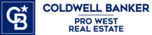 Coldwell Banker Pro West Real Estate Logo